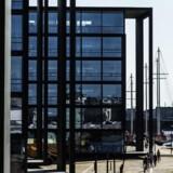 Digital udvikling er afgørende for Nordeas fremtidige succes. Foto: Nordea hovedsæde.