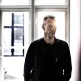 Mads Nørgaard i hans kontor på Strøget.