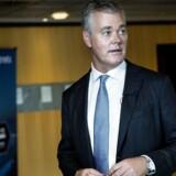 Topchefen for Nets Bo Nilsson må blive lidt længere på børsen.