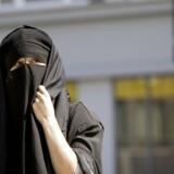 I islam er kvinden underlagt manden, mener kronikøren. Arkivfoto: Lea Meilandt Mathiesen / Ritzau Scanpix