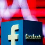 Facebooks aktiekurs fik et tryk nedad, efter at det kom frem, at der er fundet flere fejl i centrale målinger af effekten af at annoncøre på og bruge Facebook erhvervsmæssigt. Arkivfoto: Dado Ruvic, Reuters/Scanpix