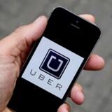 Jolyon Maughams tur i køretur i London var kun på ganske få kilometer, men den kan blive en ualmindelig dyr for Uber.