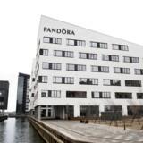 Aktier: Pandora overstråler alt i nølende eliteindeks. (Foto: Liselotte Sabroe/Scanpix 2017)