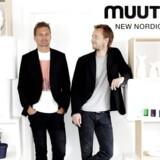 Kristian Byrge og Peter Bonnén grundlagde designvirksomheden Muuto i 2006. Nu er virksomheden tæt på at blive solgt.