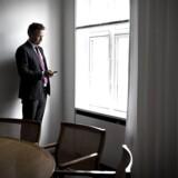 »Med brexit åbner der sig et vindue, som vi bør forsøge at udnytte,« siger Ulrik Nødgaard, direktør i Finansrådet.