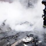 Arkivfoto: Dagpengereglerne bliver lempet for frivillige brandfolk og frivillige i Hjemmeværnet og beredskaberne.