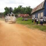 Foto fra Den Demokratiske Republik Congo.