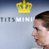 ARKIVFOTO: Justitsminister Mette Frederiksen (S).