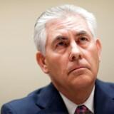 Tidligere Exxon-topchef Rex Tillerson er udpeget til posten som amerikansk udenrigsminister.