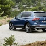 c0ada8daefbd0 Den dyre forlængelse - VW Tiguan Allspace med syv sæder fra 389.995 kr.