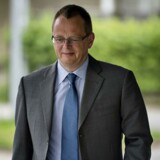 Statsministeriets departementschef, Christian Kettel Thomsen, er Danmarks fjerdemest magtfulde person. To andre departementschefer er i top-20, mens nationalbankdirektør Lars Rohde har mistet terræn. (Foto: Thomas Lekfeldt/Scanpix 2014)