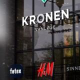 Kronen i Vanløse har tiltrukket en større del af den lokale detailhandel. Men ejerne af de butikslokaler, de er fraflyttet, har fundet nye lejere