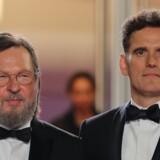 Lars von Trier er tilbage i Cannes, syv år efter at han blev smidt ud af festivalen. Scanpix/Valery Hache/arkiv