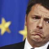 Renzi bliver den første fremtrædende regeringsleder, der besøger Iran siden ophævelsen af de internationale sanktioner mod landet.