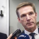 Kristian Thulesen Dahl (DF) tvivler på, at der mandag aften bliver lavet en aftale om finansloven.