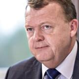 Statsminister Lars Løkke Rasmussen vil skrue op for støtten til FN's klimapanel.