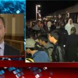 Screendump: Jakob Ellemann-Jensen på CNN