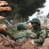 Tyrkiet siger efter fortsatte angreb på en kurdisk milits i Syrien, at landet forventer hurtigt at kunne nå dets militære mål.