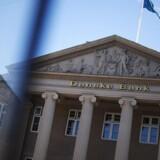 Trods faldende indtægter: Overskud til Danske Bank Danske Bank er tilfreds med deres halvårsregnskab trods faldende indtægter. ARKIVFOTO. Danske Bank kommer ud af første kvartal 2015 med et resultat før skat for kerneaktiviteterne på 6, 3 milliarder kroner, oplyser banken. Den nye direktør i Danske Bank, Thomas Borgen, starter sin karriere med en nedjustering i forbindelse med kvartalsregnskab. (Foto: Kasper Palsnov/Scanpix 2013)