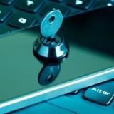Danskerne skal lære at sætte lås på deres data ved at blive bedre til sikkerhed. Det skal ny informationskampagne hjælpe med. Arkivfoto: Iris/Scanpix