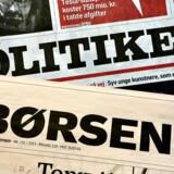JP/Politikens Hus køber Dagbladet Børsen, der var for tung på avisomsætning til at passe ind i Bonniers portefølje.