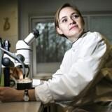 Astrid Friborg Kjeldgaard droppede at læse på musikkonservatoriet. Hun valgte i stedet at læse en naturvidenskabelig bacheloruddannelse på DTU Miljø. Her var der bedre muligheder for at få et job bagefter.