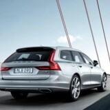 Bilerne bliver i de fleste tilfælde billigere, men ikke nødvendigvis meget. En luksusbil som Volvo V90 falder i gennemsnit cirka 8 procent