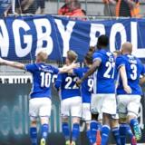 Arkivfoto. Lyngby Boldklub henter den 24-årige back Simon Strand i den svenske fodboldklub Östers IK.