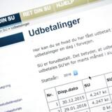 »Det er ikke rimeligt, at folk kan få SU-lån i Danmark og så tage hjem og lade være med at betale tilbage. Derfor skal der findes en løsning.«