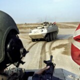 Danske soldater i Irak.
