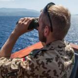 Der er nok at se til i Det Ægæiske Hav, og nu kommer NATO og hjælper EU med indsatsen mod menneskesmuglere.