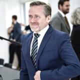 ARKIVFOTO 2017 af udenrigsminister Anders Samuelsen