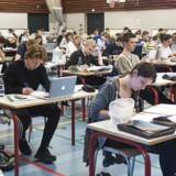 Arkivfoto: Undervisningsminister Merete Riisager (LA) risikerer at handle i strid med gymnasiereformen, når hun vil forhindre eleverne i at bruge internettet, når de er til eksamen.