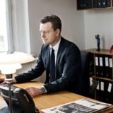 Koncernchef i DLG, Kristian Hundebøll.