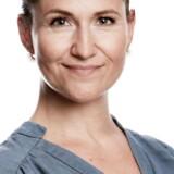 Gertrud Højlund. journalist