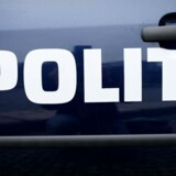 Politiet advarer om, at farlig medicin er stjålet ved et indbrud i Aarhus. Free/Pressefoto Rigspolitiet