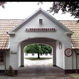 Statsfængslet Kærshovedgård ved Ikast.