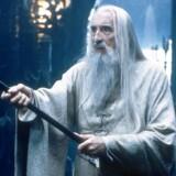 Christopher Lee som Saruman i filmatiseringen af »Ringenes Herre«. Nu kan en TV-serie på baggrund af J.R.R. Tolkiens bøger være i støbeskeen.