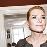 ARKIVFOTO af udlændinge- integrations- og boligminister Inger Støjberg (V).