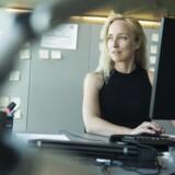 Karin Bondgaard er 41 år og arbejder som senior product manager hos KMD. Hun har oplevet et stort fald i sine omkostninger.
