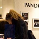 Pandoras indtog på det indiske marked tager fart.