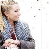 ARKIVFOTO: Sophie Tvede er erhvervsmanden Lars Tvedes datter. 23-årige Sophie sprang ud som iværksætter som 19-årig og nu driver en virksomhed i Tyskland med 15 ansatte og er mangemillionær.