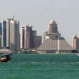 Arkivfoto: Doha, Qatar. REUTERS/Stringer