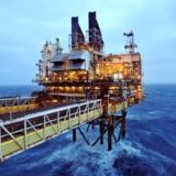 Olieselskabet oplyser, at det holder fast i forventningerne om, at de organiske capex-investeringer i 2018 vil lande mellem 15-16 mia. dollar.