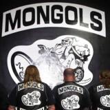 Motorcykelklubben Mongols Denmark, der er en dansk fraktion af en bande, der startede i USA, har nærmest været i konflikt lige siden gruppen blev stiftet i slutningen af 2016. (Arkiv)