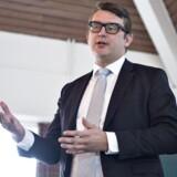 Beskæftigelsesminister Troels Lund Poulsen holder oplæg mandag den 15. maj 2017 ved det første møde i Distruptionrådet - Partnerskabet for Danmarks fremtid.