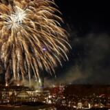I år dobler Tivoli op på fyrværkeriet, som kan opleves både onsdag og lørdag. Arkivfoto. Rasmus B. S. Hansen