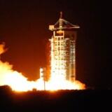 Satellitten, der er den første af sin slags, kan revolutionere fremtidens kommunikationsteknologi.