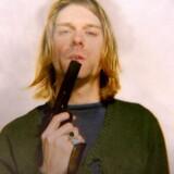 Kurt Cobain havde sjældent noget positivt syn på tilværelsen.