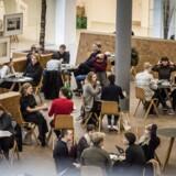 Universiteter og andre videregående uddannelser skal fremover belønnes for god kvalitet frem for kvantitet, mener uddannelsesminister Søren Pind i nyt udspil. Arkivfoto fra KUA, Københavns Universitet Amager.